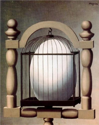 René Magritte, Elective Affinities