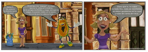 Las tristes aventuras del señor papaya 2 by alter eddie