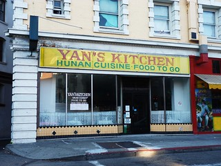 Yan's Kitchen - 15 November 2013