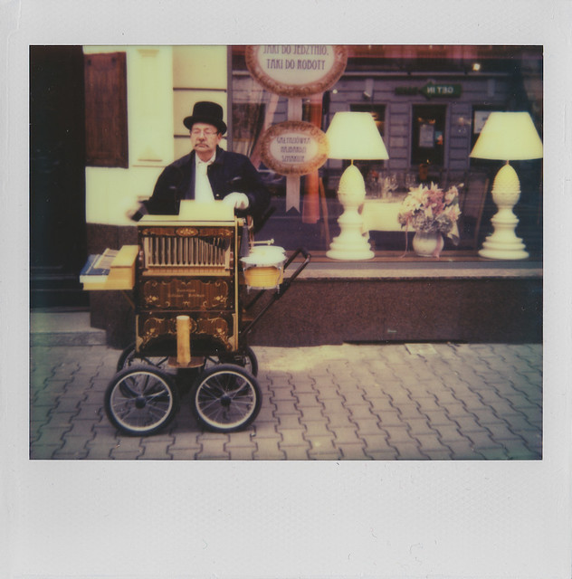 Organ Grinder - Copyright © 2013 Marcin Michalak Photography.