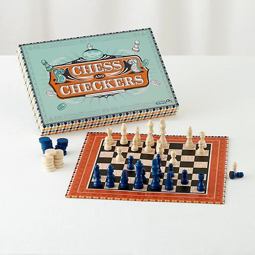 chess-and-checkers-board-game