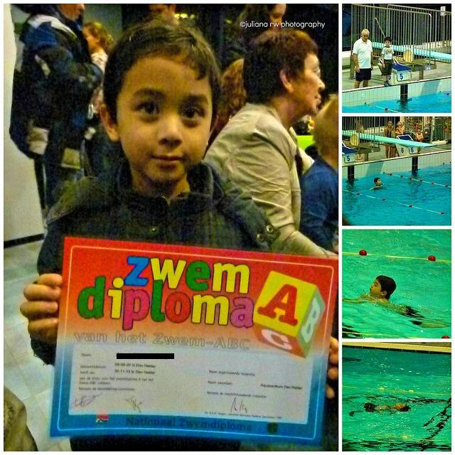 zwem A diploma