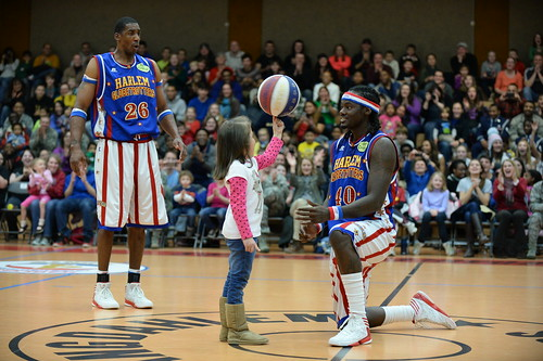 Harlem Globetrotters electrify Saber Nation with 91-78 win