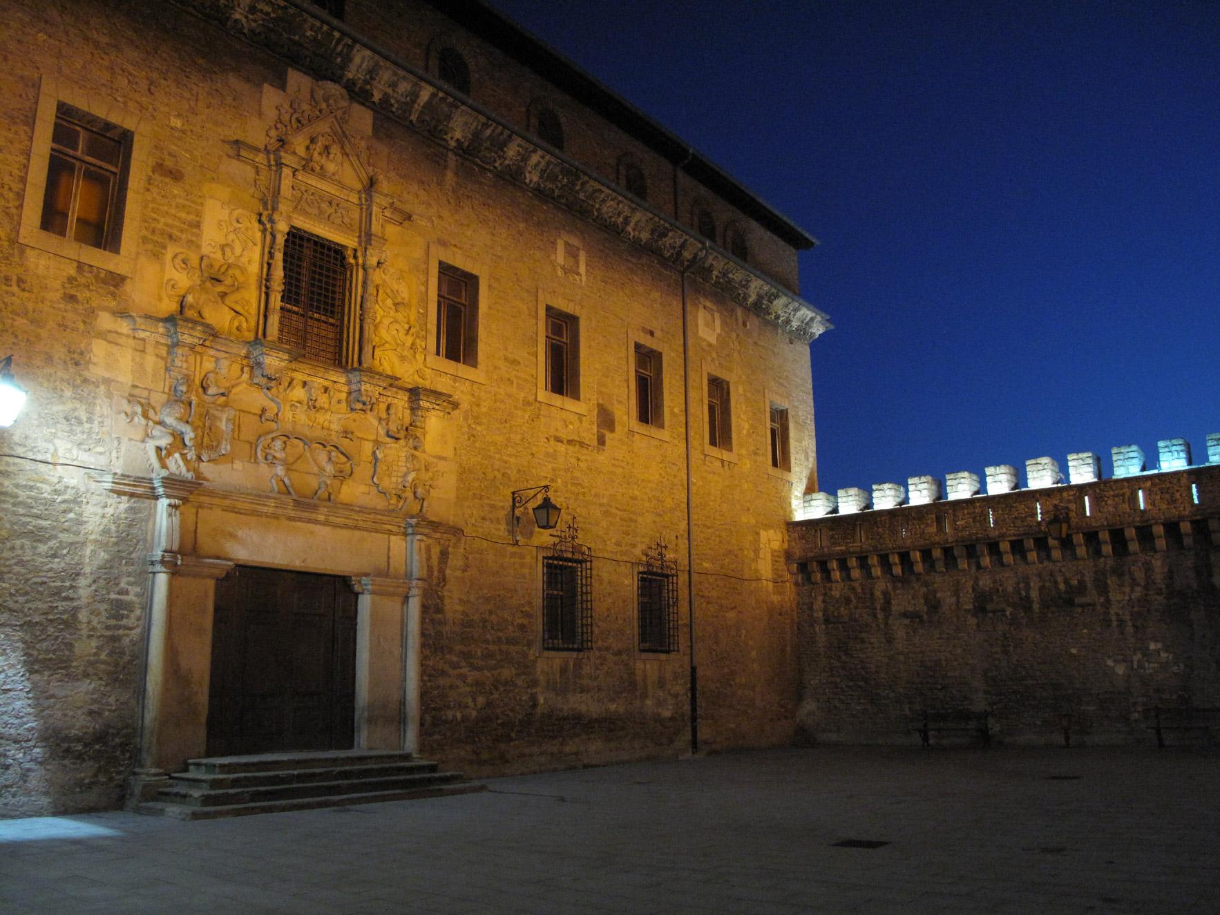 muralla vitoria_restauracion_apraiz_palacio de Escoriaza - Esquive_portada