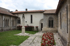 Churchyard in Hattonchatel