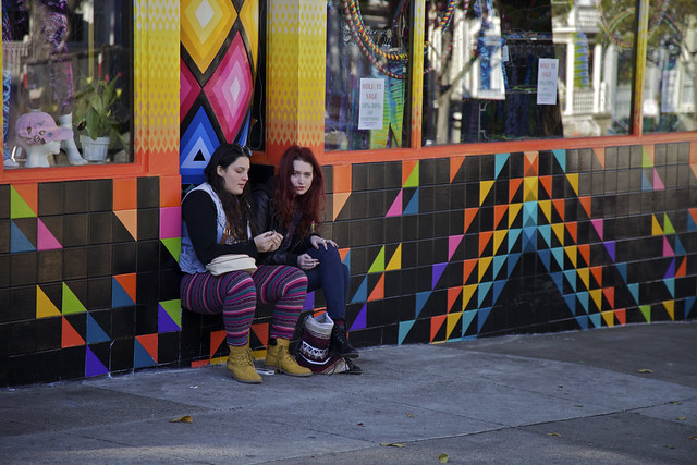 Haight Ashbury Girls