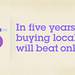 5 in 5 Thumbnail: Buying Local Will Beat Online