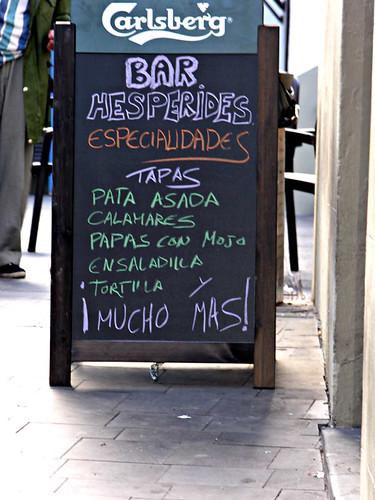 Bar Café Hesperides, Icod de Los Vinos