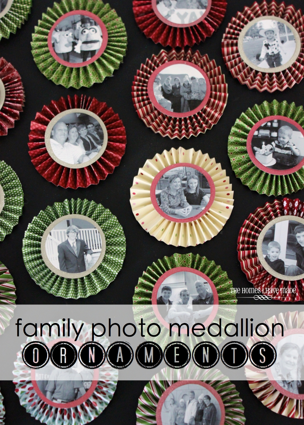 Family Mediallion Ornaments-001