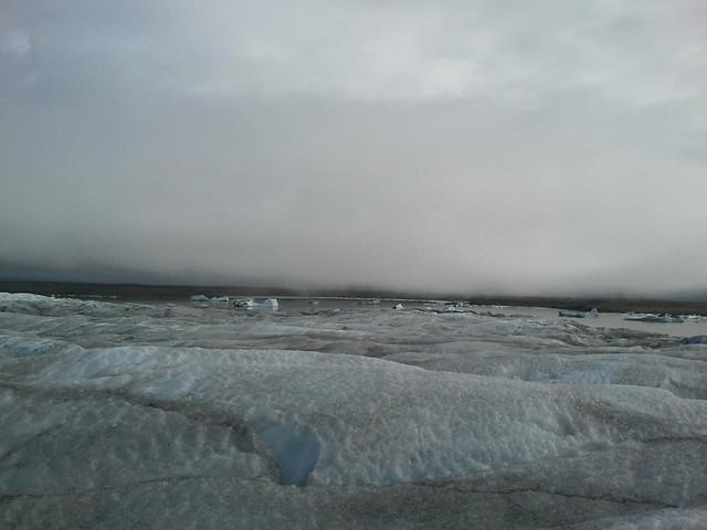 glaciar islandia sur
