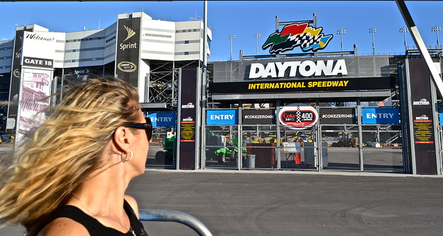 Coke Zero 400 Daytona International Speedway