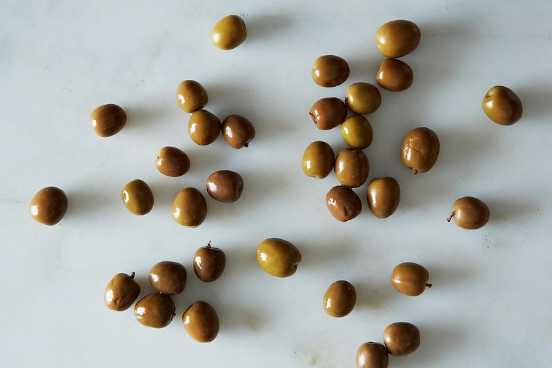 Arbequina Olives on Food52