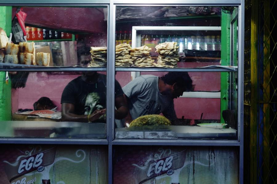 street food colombo