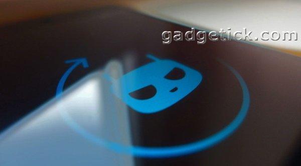 Прошивка CyanogenMod 11 M2