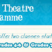 2014 Youth Theatre Programme