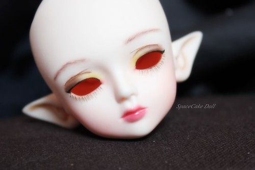 SpaceCake Doll °• Commissions make-up Pullip/BJD 11999915275_66376918f7