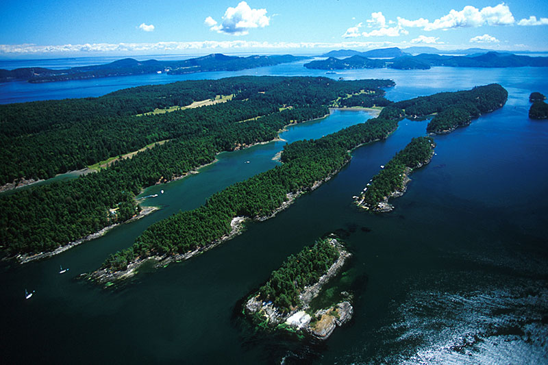Ordinaire Prevost Island, Gulf Islands National Park, Southern Gulf Islands, British  Columbia, ...