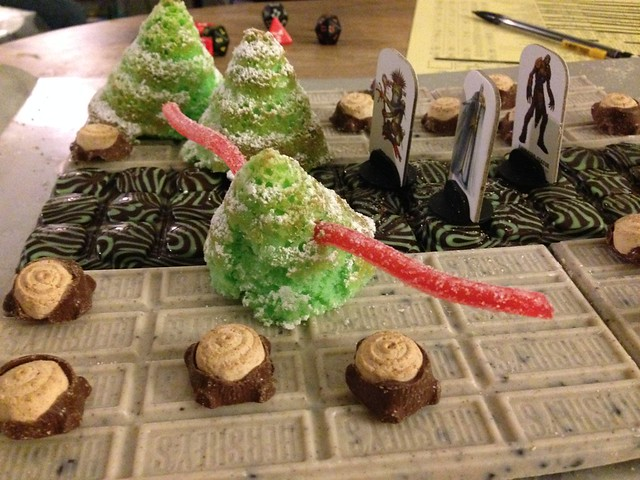 Edible Campaign Pathfinder Boss
