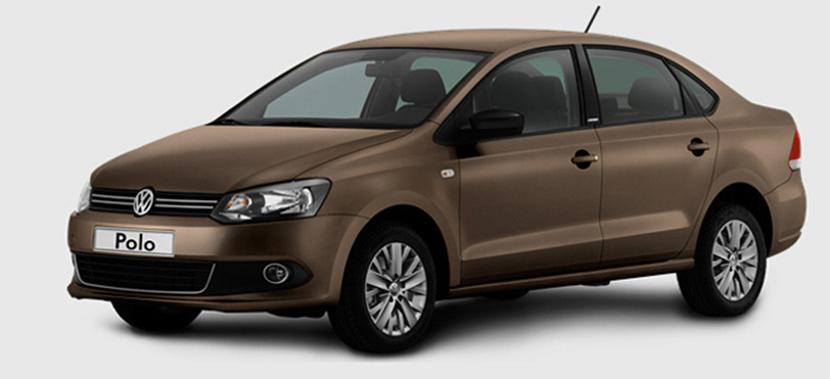 Volkswagen Polo Sedan Style