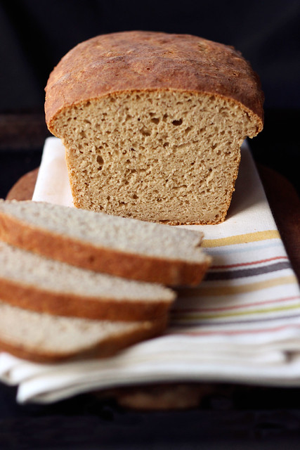 America's Test Kitchen - Gluten-free Sandwich Bread Recipe