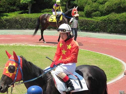 佐賀競馬場の竹吉徹騎手