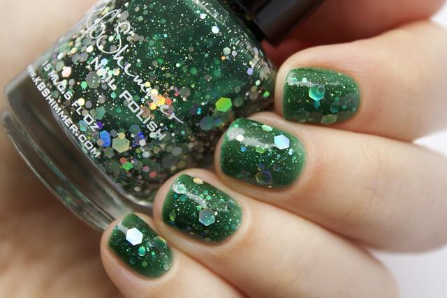 04 KBShimmer Green Hex&Glam