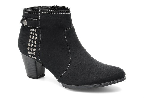 Jana Rahbini black ankle boot