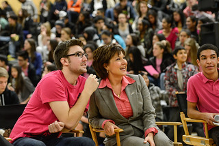 Students empowered to change culture of bullying