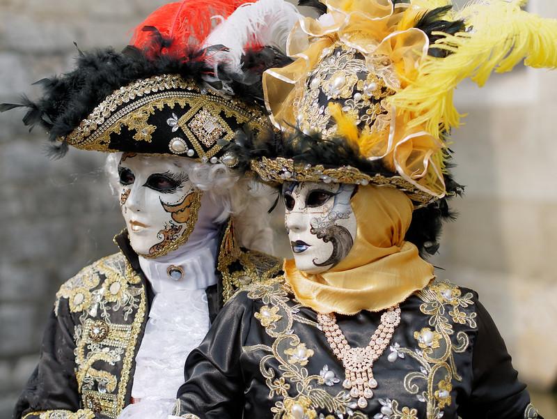 Photo du Carnaval Vénitien Annecy 13194481853_bbee5a6670_c