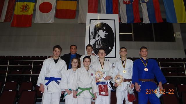 XXVI Tarptautinis Dziudo Jaunių, Jaunučių Turnyras Alytuje