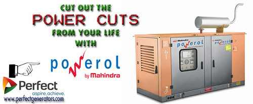 Power Backup Generators in Power Cut