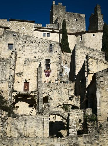 Village de Saint-Montan