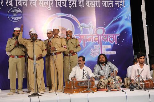 Devotional song by Kh. Sanchalakas, SNSD, Maharashtra
