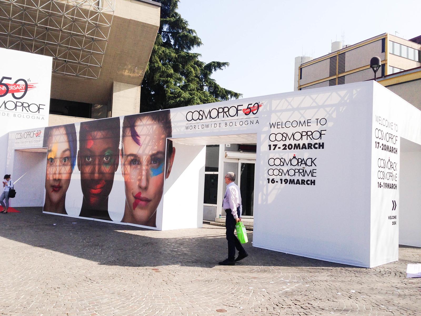 Cosmoprof Worldwide Bologna 2017