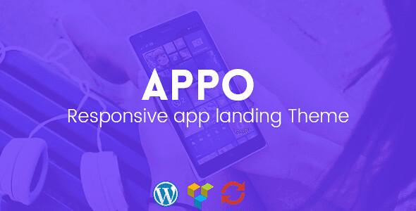 Appo WordPress Theme free download