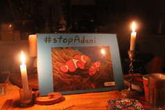 Earthhour 2017: time to #stopAdani Carmichael coal mine