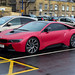 BMW i8 Protonic Red Edition 18/03/17 by Sunderland66725