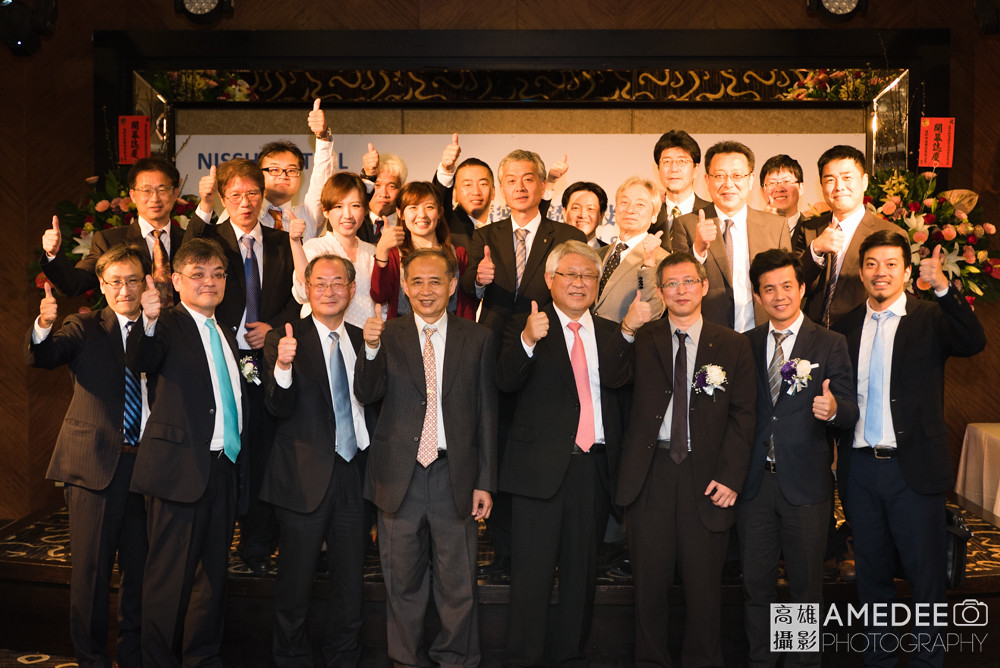 台灣日新結進精密不鏽鋼股份有限公司開幕活動攝影-高雄攝影