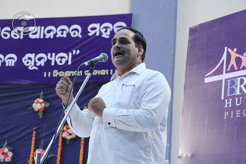 Manoranjan Dass from Cuttack, expresses his views