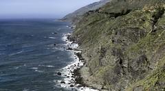 Big Sur Coast Detail II