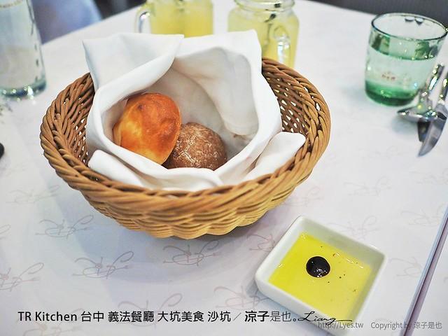 TR Kitchen 台中 義法餐廳 大坑美食 沙坑 5