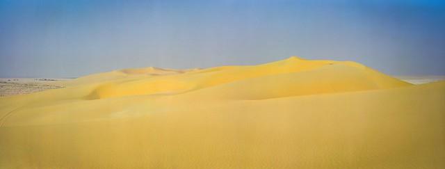 Southern Dune Two Shot Pano