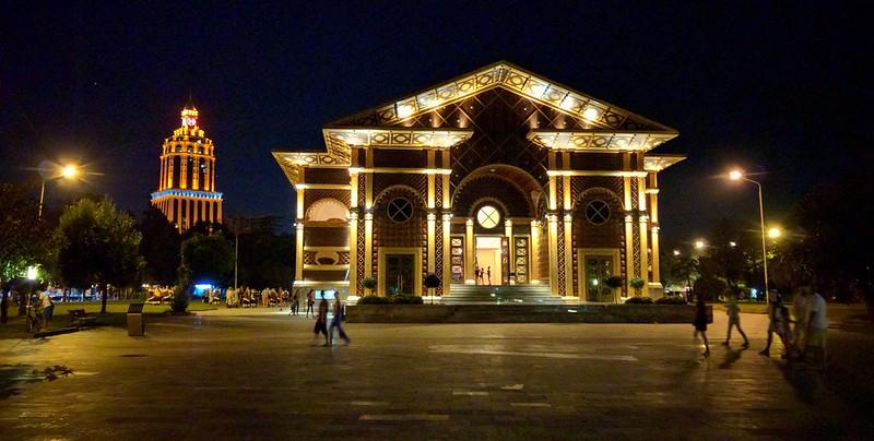 Summer Theatre in Batumi