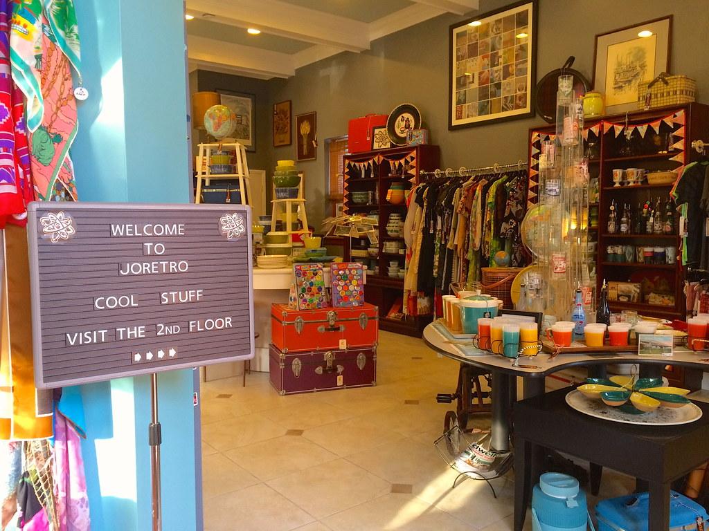 Jo Retro Vintage Store Havre de Grace MD Maryland - Retro Roadmap