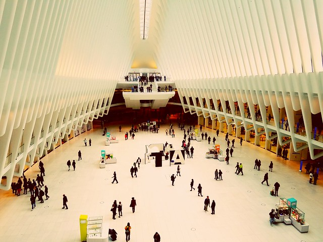 Spaceship:WTC PATH Station