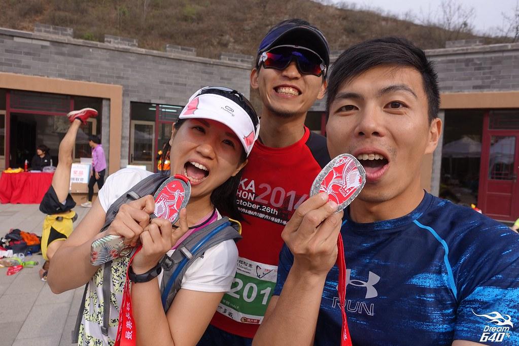 北京金山嶺長城馬拉松-103
