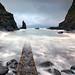 Portcoon jetty - Co Antrim - Northern Ireland