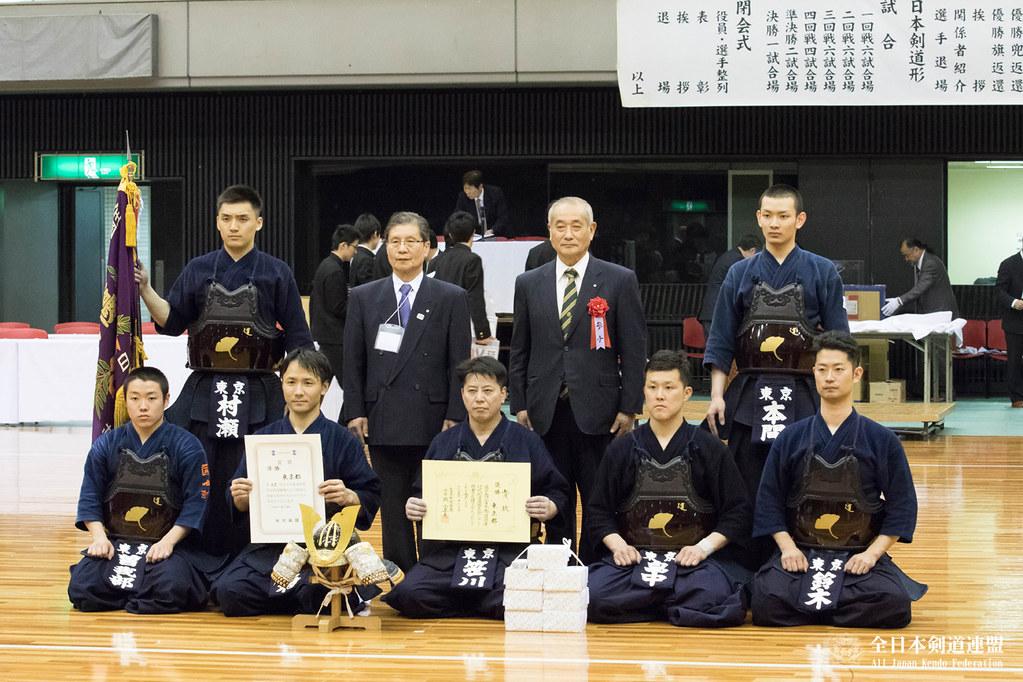 前年度 第65回大会優勝 埼玉県