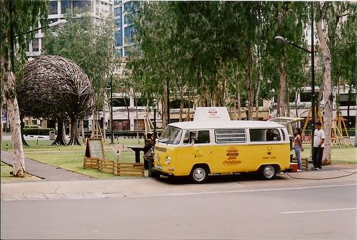 Free Coffee Van