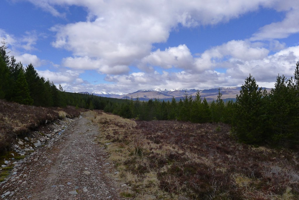 Old Military Road to Fort Augustus